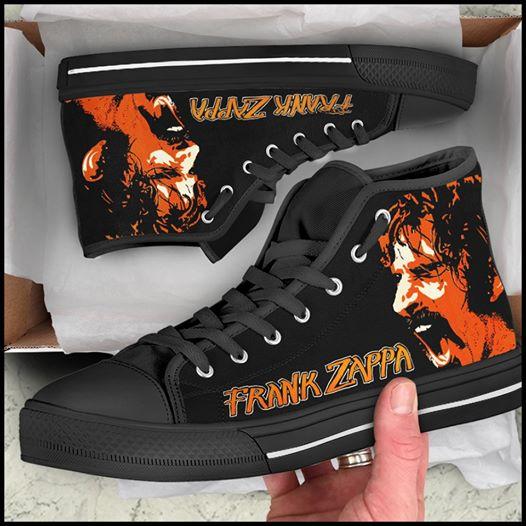 Frank Zappa-High Top