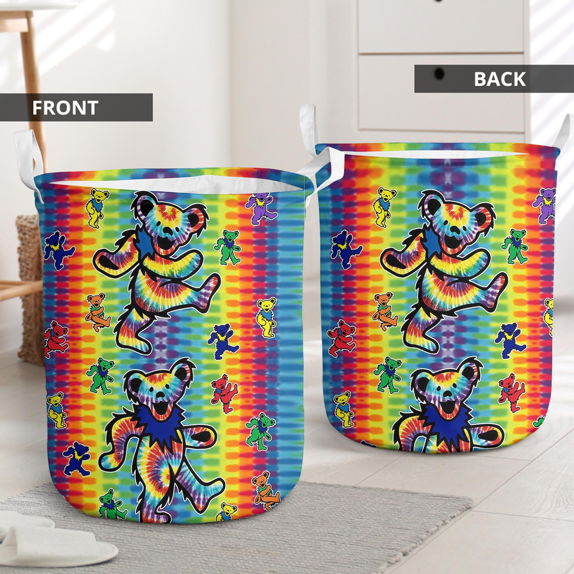 Amazing wolf Laundry basket (Copy)